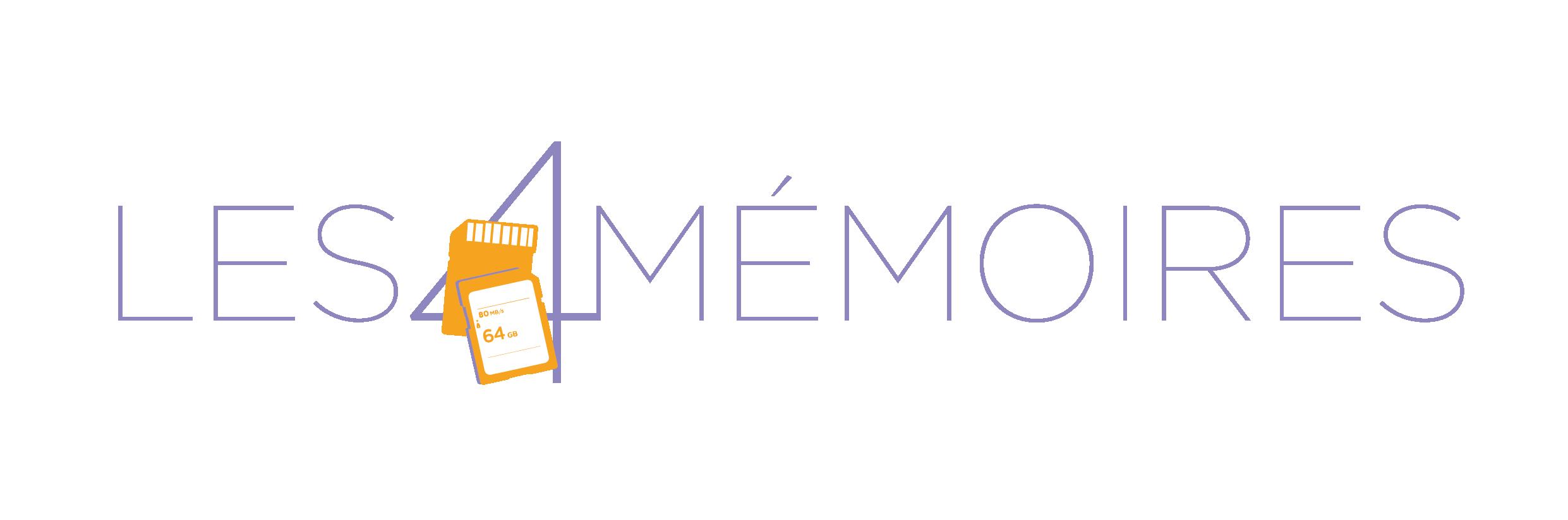 Les 4 mémoires – webzine